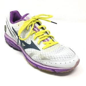 Women's Mizuno Wave Rider 17 Running Shoes Size 9M